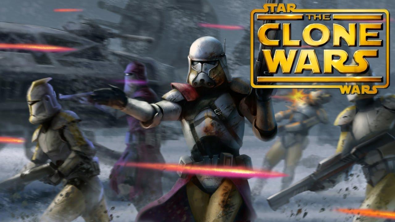 Die 10 Besten Klonkrieger Momente Aus Star Wars The Clone Wars