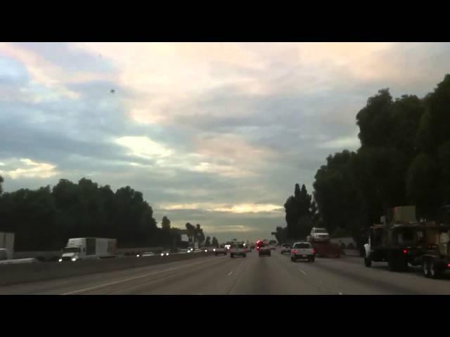 Los Anglos sky freeway 15 11 2012 orange county part 2