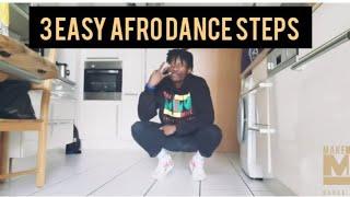 [TUTO AFRO ] 3 Eąsy Afro Dance Steps // Afro Dance Tutorial