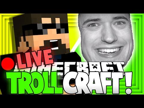 Minecraft: TROLL CRAFT |  COBBLE DESTROYER?! [28]