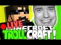 Minecraft: TROLL CRAFT    COBBLE DESTROYER?! [28]