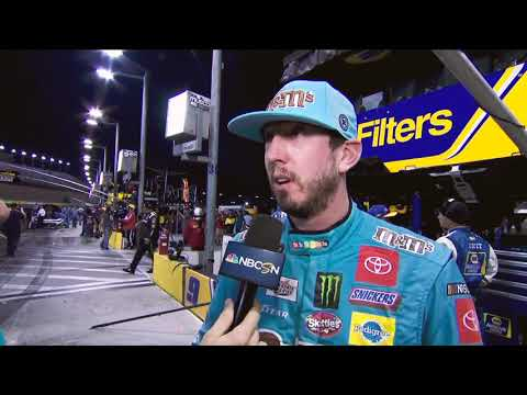 Kyle Busch sounds off following NASCAR Playoffs race at Las Vegas