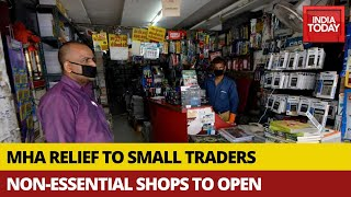 Major Relief For Small Traders; Allowed To Resume Business To Increase Economy Activity