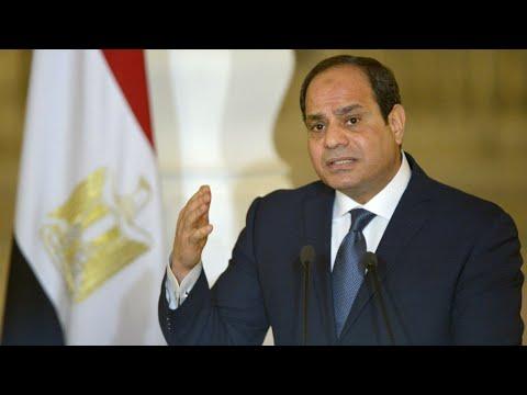 الرئيس المصري عبد الفتاح السيسي يعلن ترشحه لولاية رئاسية ثانية  - نشر قبل 5 ساعة