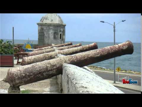 Murallas de Cartagena de Indias :)