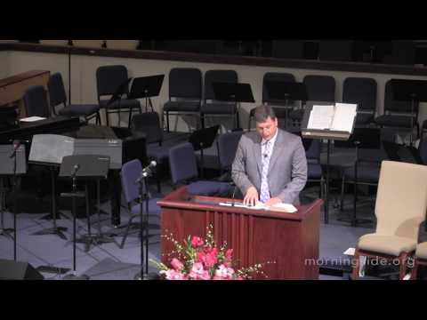 Missions Conference 2016   Pastor Tim Potter   PM Service