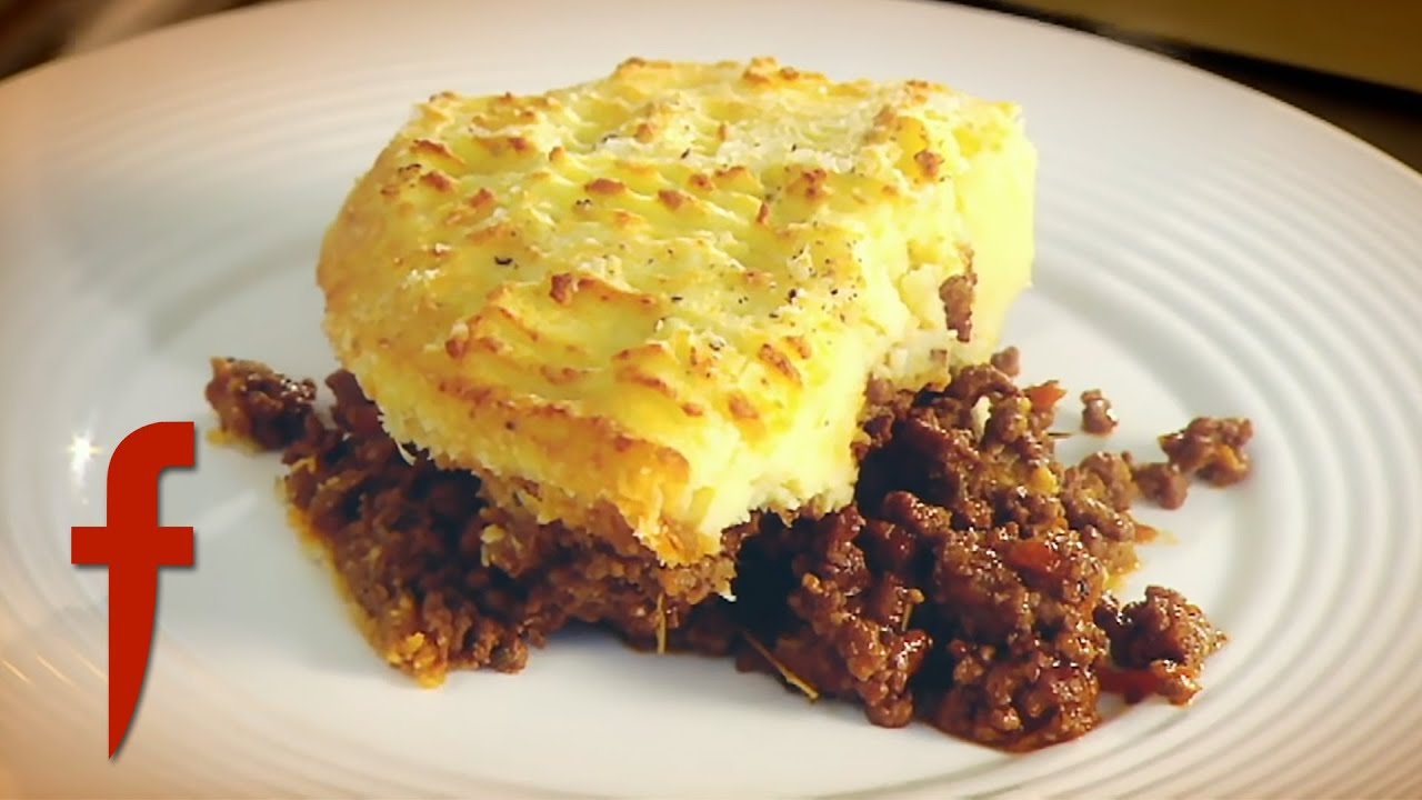 How To Cook Shepherds  Pie With Gordon Ramsay | The F Word