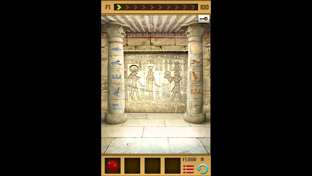 100 Floors World Tour Level 8 Egypt Walkthrough Youtube