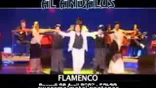 Awesome FLAMENCO DANCE Jay Z New York Alicia Keys No One U2 Joaquin Cortes Falling J Lopez Mtv Shak