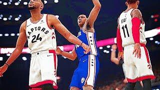 """NBA 2K18 """"Mon Parc est une VILLE !"""" - Trailer (2017)"""