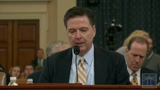 Comey confirms FBI is investigating possible Russia/Trump camp collusion