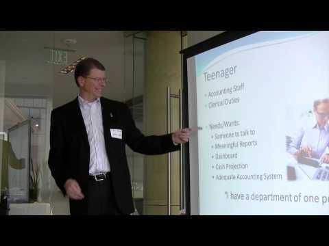 Building an Efficient Accounting Department: Jim Bennett