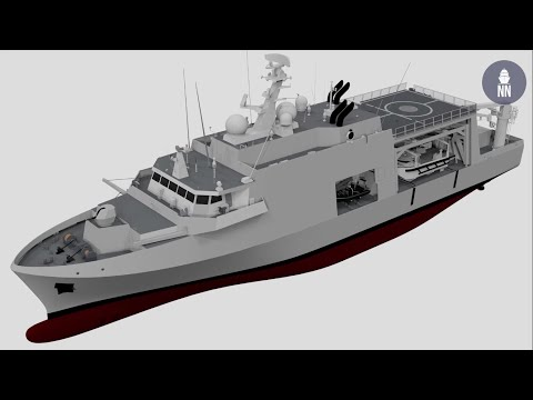 Belgium & Netherlands Signing for 12 MCM Vessels & Equipment