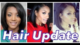 Hair Update| April 2014
