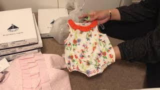 Children Salon Haul! Adorable Reborn Baby Clothes!