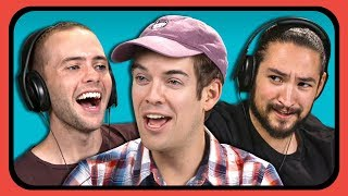 - YOUTUBERS REACT TO TOP 10 MOST DISLIKED MUSIC VIDEOS OF ALL TIME
