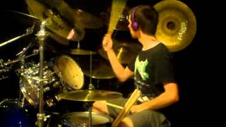 Asking Alexandria - Until the end (Drum Cover)