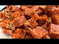 simple and easy DRY FRUIT HALWA | Indian Sweets Making | Halwa Recipe | Street Food Zone | Halva