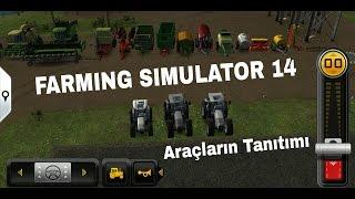 FARMİNG SİMULATOR 14 I Multiplayer Nasıl Oynanır? Ve Araç Tanıtımı
