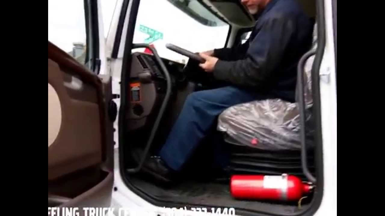 How To Adjust The Steering Wheel On A 2014 Volvo Truck Youtube 2001 S40 Fuse Diagram