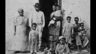 3D Stereoscopic Photographs of African Americans in Florida (1800's)