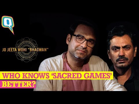 Sacred Games Refresher: Ganesh Gaitonde Vs Guruji | The Quint