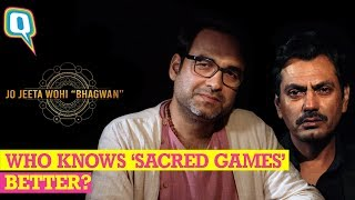 Sacred Games Refresher: Ganesh Gaitonde vs Guruji | The Quint