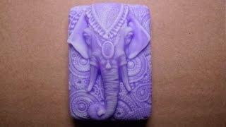 Мыло Индийский слон ♡ Nika Life