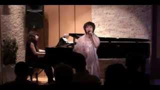 2009.11.14 湯浅輝子(V)松本尚子(P) 自宅コンサート.