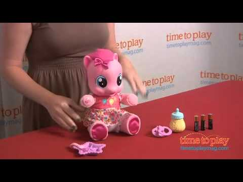 Feature So Soft Pinkie Pie by My Little Pony. $27.99 ...
