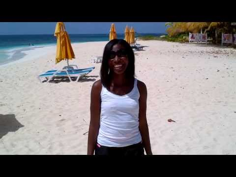 My Anguilla Experience - lunch at Shoal Bay beach in Anguilla
