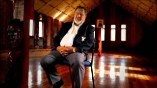 Waka Huia 2013 Dr. Pita Sharples, fountain of knowledge