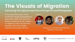 The Visuals of Migration: Expressing the migrant experience through Art and Photography