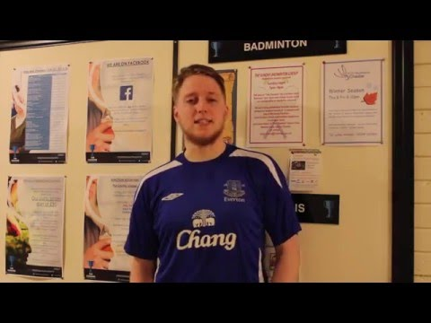 Anthony Hughes Interview
