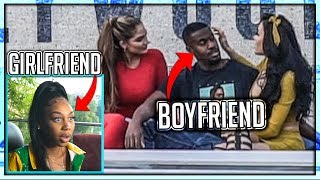 Girlfriend Catches Her Boyfriend Cheating (I SET HIM UP)