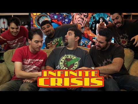 INFINITE CRISIS   Back Issues