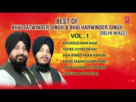 BEST OF Bhai Satwinder Singh & Bhai Harwinder Singh (Delhi Wale) VOL 1 | Shabad Gurbani