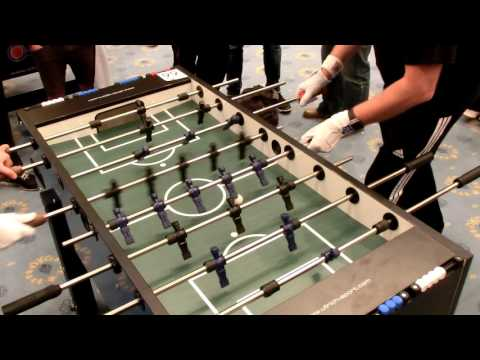 Deutsche Meisterschaft 2015 P4P  Open Single WBR Balic vs Prisi Part I