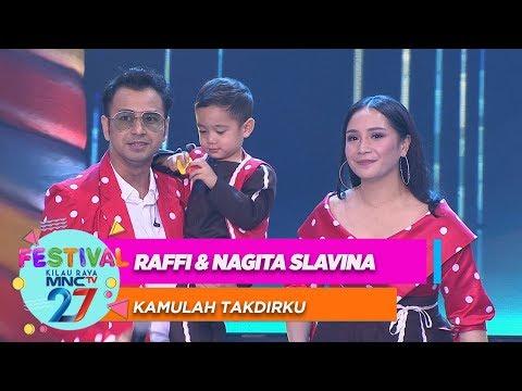 So Sweet, Raffi Ahmad, Nagita Slavina [KAMULAH TAKDIRKU] - Festival Kilau Raya (20/10)