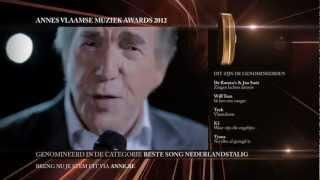 AVMA 2012 - Stem op Will Tura met