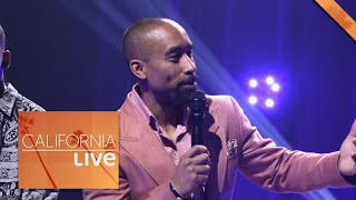Meet the Man Behind Some of Mariah Carey and Mary J. Blige's Biggest Hits | California Live | NBCLA