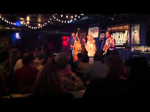 Thirty Tigers' Gospel Brunch at The Station Inn, Americana Music Festival 2012