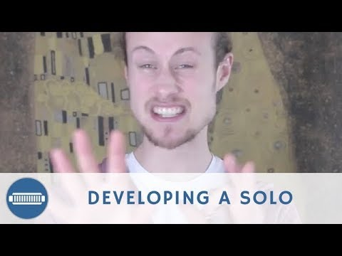 Developing a Harmonica Solo Using Different Areas Of The Harmonica