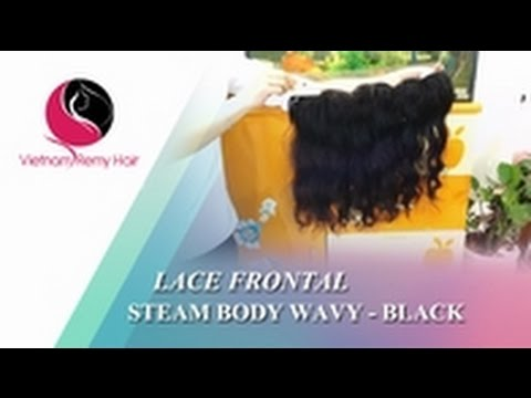 Lace Frontal 13x4 Body wavy in Vietnam Remy Hair Company