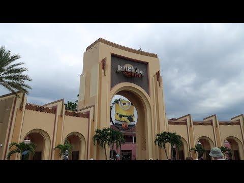 A Fun Summer Day At Universal Studios Orlando | Rides, Rain and Good Times!