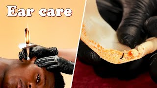 Men's Facial With Relaxing Ear Care & Ear Candling | Stimulated Beauty