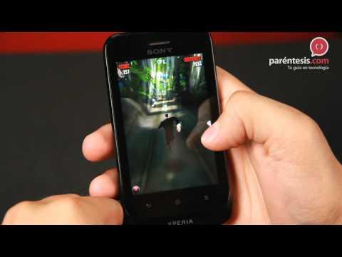 Celular Sony Xperia Tipo (ST21i)