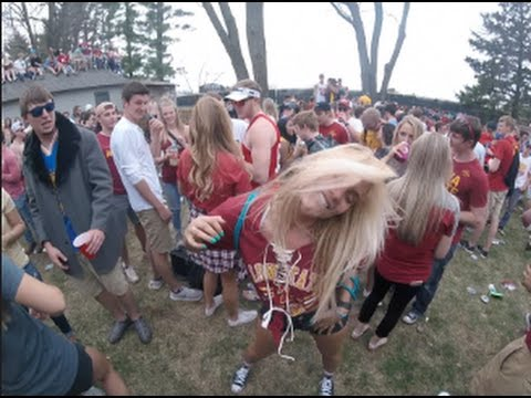 ANOTHER WEEKEND AT IOWA STATE