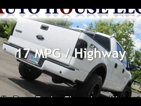 2008 Ford F-150 FX4 OFF ROAD 4X4 EXTRA CLEAN for sale in Portland, OR