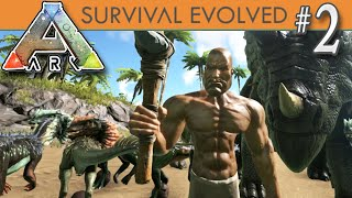 ARK: Survival Evolved - Taming a Dilo Army E02